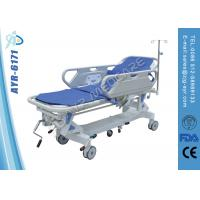 Buy cheap Hospital Manual Patient Transport Stretcher Trolley For Emergency Operation from wholesalers