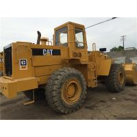 Buy cheap Low Rate Used CAT 966F Second Hand Wheel Loaders Weight 13856kg & 3m3 Bucket from wholesalers