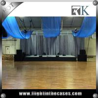 Buy cheap Best wholesale websites pipe and drape wedding backdrop pop up trade show booth from wholesalers