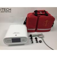 Buy cheap Extracorporeal Shockwave Therapy Equipment / Reduce Cellulite Shock Wave 1-4 Bar Intensity from wholesalers