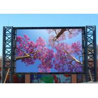 Buy cheap Large Electronic Outdoor Led Billboard Advertising P10 Dynamic Digital from wholesalers