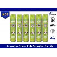 Buy cheap Flies / Mosquitoes / Cockroaches Aerosol Insecticide Spray Bed Bug Spray from wholesalers