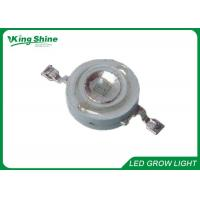 Buy cheap Royal Blue High Power LED Chip Emitter for Plant Grow Aquarium from wholesalers
