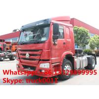 Buy cheap hot sale SINOTRUK HOWO 4X2 290HP Tractor Truck, HOWO 290hp tractor head truck for trailer from wholesalers