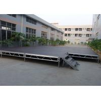 Buy cheap Podium Aluminium Stage Platform 18 Mm Laminated Plywood 4 X 8 Ft Deck  from wholesalers