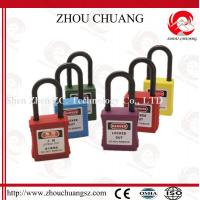 Buy cheap Suitcase Multifunction Beautiful Different Sizes Compact Nylon Padlock from wholesalers