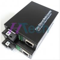 Buy cheap 10/100M 1310/1550 20KM Fiber Optic Converter from wholesalers