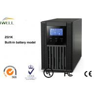 Buy cheap 1Kva 220V 70Hz High Frequency UPS / Home Online UPS System FCC from wholesalers