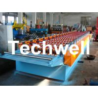 Buy cheap 5.5 Kw Automatical Aluminium Corrugated Sheet Roll Forming Machine For Corrugated Sheets from wholesalers