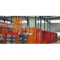Buy cheap Passenger Hoist Lift  Double Cage for passenger and  Building Material , Construction hoist from wholesalers