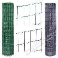 Buy cheap Plastic Coated Welded Wire Mesh Rust - Resistant For Sport Yard / Residential from wholesalers
