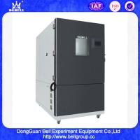 Buy cheap High Low Temperature Humidity machine High Low Temperature Cycle Environmental Test Machine Thermal Cycle Test Chamber from wholesalers