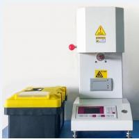 Buy cheap MFR Plastic Melt Flow Index Rubber Test Equipment / Plastic Testing Machine from wholesalers