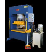 Buy cheap Stainless Steel Elbow Making Machine Pushing Force 4500×3KN For Carbon Steel product