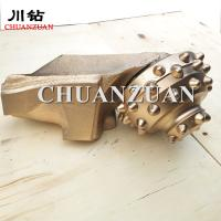 Buy cheap 8 1/2inch Drilling Core Barrel With Roller Bits Cutters For Piling, Large Diameter Roller Bits Cutters product