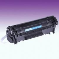 Buy cheap Toner Cartridge with 2,000-page Yield, Compatible for Canon and HP Printers from wholesalers