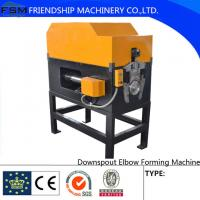 Buy cheap Color Steel Pipe Roll Forming Machine , Pipe Bending Equipment from wholesalers