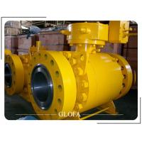 Buy cheap API 6D F316 CF8M TRUNNION MOUNTED CAST OR FORGED BALL VALVE from wholesalers