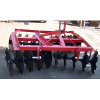 Buy cheap Light-Duty Tractor Disc Harrow 1BQXJ-1.7 With Gas-Filled Rubber Wheel from wholesalers