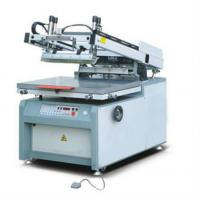 China Flat Type High Precision Screen Printing Machine 800*1000mm Printing Board on sale