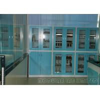 Buy cheap Large Space Chemical Storage Cabinets Two Sections Steel Filing Cabinet from wholesalers