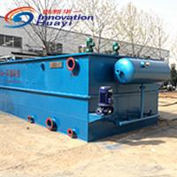 Buy cheap Dairy Industry Dissolved Air Flotation Unit Low Energy Consumption / Large Capacity from wholesalers