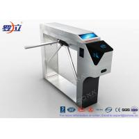 Buy cheap Commercial Fastlane Tripod Turnstile Gate Automatic Security Entrance Gates from wholesalers
