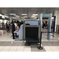 Buy cheap Conveyor Belt Security X Ray Luggage Scanner / Screening Machine For Airport from wholesalers