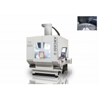 Buy cheap Direct Drive Torque Motor KMC600 Five Axis Vertical Machining Center from wholesalers