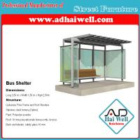 Buy cheap Good Design Public Street Furniture Bus Shelter Advertising Panel from wholesalers