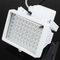 Buy cheap Low Heating CCTV IR Illuminator With RS485 , High Power White Light LED from wholesalers