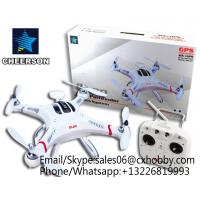 Buy cheap Cheerson Hobby drone buy quadcopter Helicopter Quadcopter Toys Drone With Camera from wholesalers