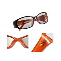 Buy cheap Make Premium Plastic Frame Television Movie 3D Polarizer Glasses Perfect Passive Cinema IMAX Linear Polarized Glasses from wholesalers