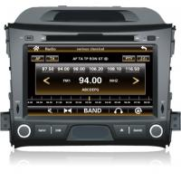 """Buy cheap 8"""" 2Din Car DVD Player GPS Stereo Radio video tv 3g For Kia Sportage R from wholesalers"""