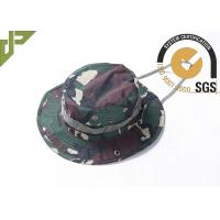 Buy cheap Outdoor Boonie Army Tactical Cap Philippine Army Camo Mesh For Hunting from wholesalers