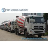 Buy cheap Dongfeng Dalishen 10 Wheeler 11 Cubic Meter Ready Mix Concrete Truck from wholesalers