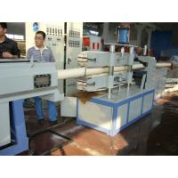 Buy cheap Spiral Steel Wire Reinforced PVC Pipe Extrusion Machine One Stop Service from wholesalers