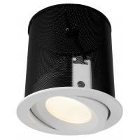 Buy cheap CRI80 Round Adjustable Led Downlights Indoor COB LED Downlight With Ventilated Steel Cage from wholesalers