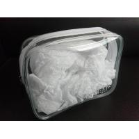 Buy cheap Transparent Vinyl Cosmetic Travel Kit Pouch Travel PVC Cosmetic Bag Travel Toiletry Bag from wholesalers