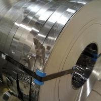 Buy cheap 201 / 304 / 316L / 202 Stainless Steel Slit Coil Rolled ASTM A537 , ASTM A302 from wholesalers