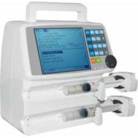 Buy cheap Portable Clinic Basic electronic infusion pump Double Channel Patient Injection Treatment from wholesalers