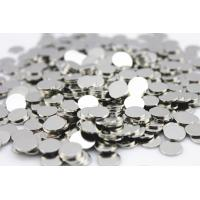 Buy cheap High Hc and Hci output Permanent Rare Earth ndfeb Neodymium Disc Magnets for Motor , sensor from wholesalers