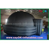 Buy cheap Customized 5m / 6m Dia Inflatable Projection Dome Tent For Kids / Adults from wholesalers