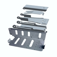 Buy cheap High Precision 0.05mm Tolerance Stamped Sheet Metal Parts from wholesalers