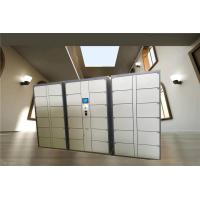 Buy cheap 36 Doors Automatic Storage Luggage Lockers For Gym / Swimming Pool / Water Park from wholesalers