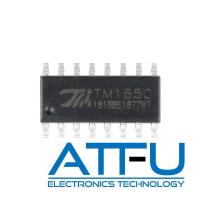 Buy cheap Digital TM1650 LED Display Driver IC , 8 / 7 Segment Driver Chip With Keyboard Scan Interface from wholesalers