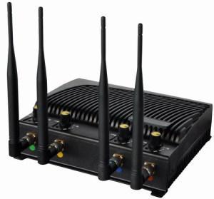 Buy cheap jammer portátil do sinal do telemóvel de WIFI GPS 4G do Desktop do јаммер сигнала TG-5CA, product