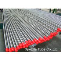Buy cheap DIN 11850 Polished 304 Stainless Steel Tubing , Stainless Steel Dairy Tube from wholesalers