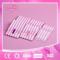 Buy cheap Lady women cotton anion negative ion herbal sanitary napkin pad from wholesalers