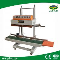Buy cheap Efficient Automatic Hot Sealer Bag Closing Machine from wholesalers